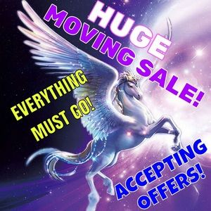 I'M MOVING! Deep discounts! Make offers! Thank you
